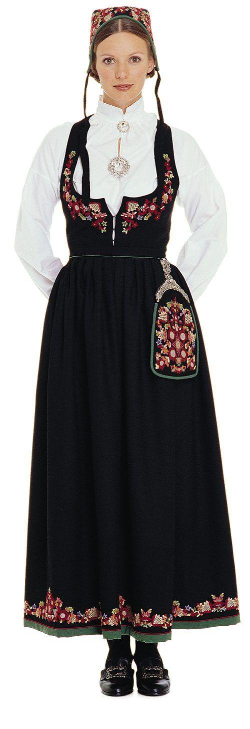 Valdresbunaden - Norway's national costume