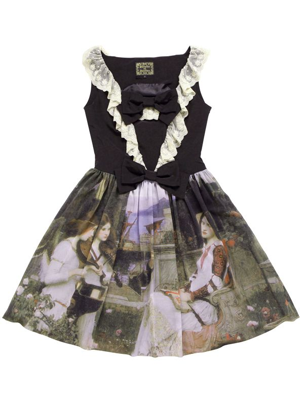Juliette et Justine  聖セシリアドレス