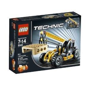 LEGO TECHNIC  Telehandler 8045