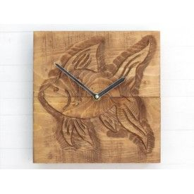 Unique Fishing Clock