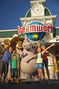Dreamworld Theme Park Gold Coast Tickets #dreamworld #goldcoast