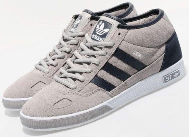 navy & grey addidas - Ciero Mid