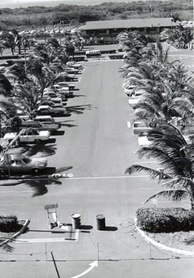 Kahului Airport mid 70s