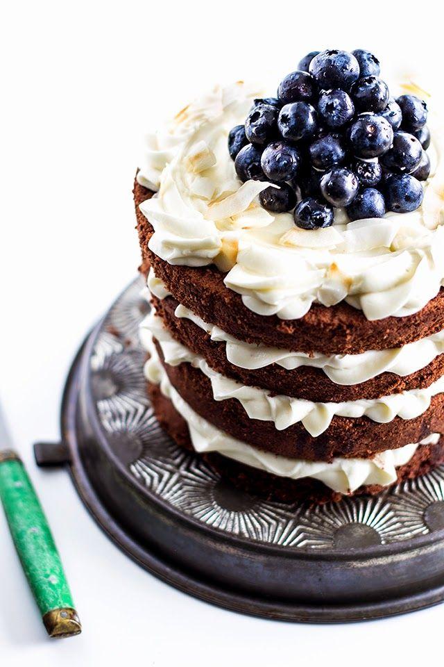 Black Tea Velvet Cake