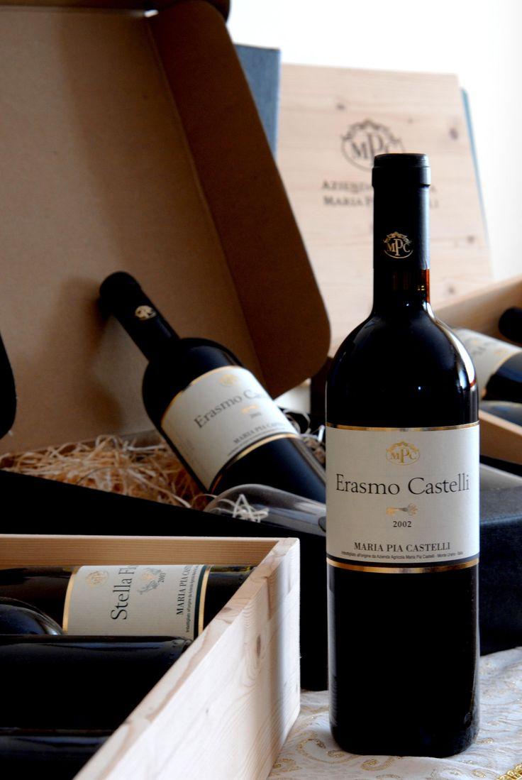 Azienda vitivinicola Maria Pia Castelli #marcafermana #monteurano #fermo #marche