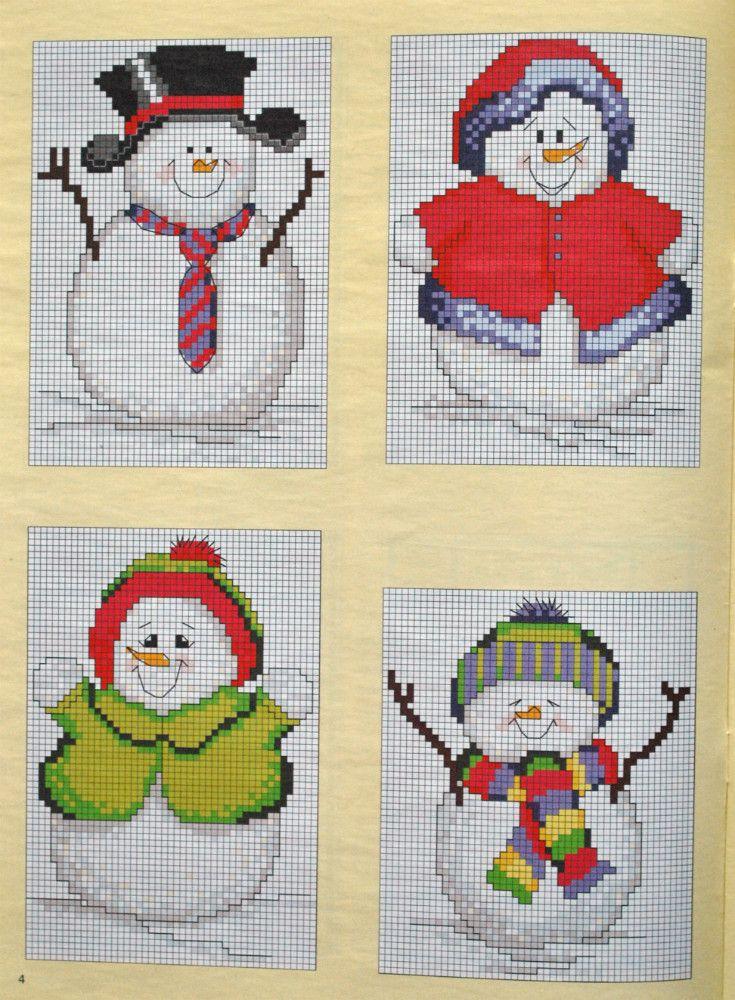Point de croix *<3*Cross stitch Christmas
