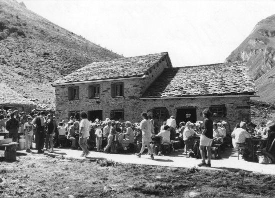 14.08.1994 Festa della società agricola a Maroz Dora.