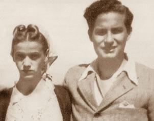 La boda de Elena Garro y Octavio Paz | Letras Libres