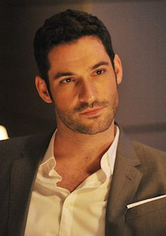 Tom Ellis Talks of Irresistible Rush Role, Being Once's Accidental Robin Hood. In the last paragraph, he talks about his role in Miranda.