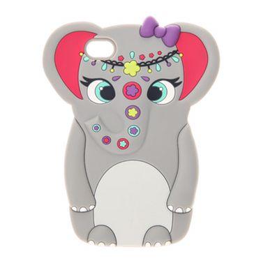 Funda de Silicona Elefante Hindu