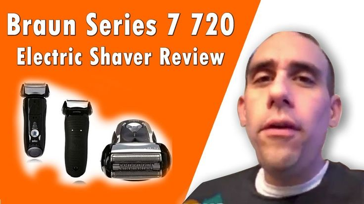 Braun Series 7-720 Electric Shaver Review By a Customer   Best Beard Trimmer Reviews https://youtu.be/pecPWBkjfHY