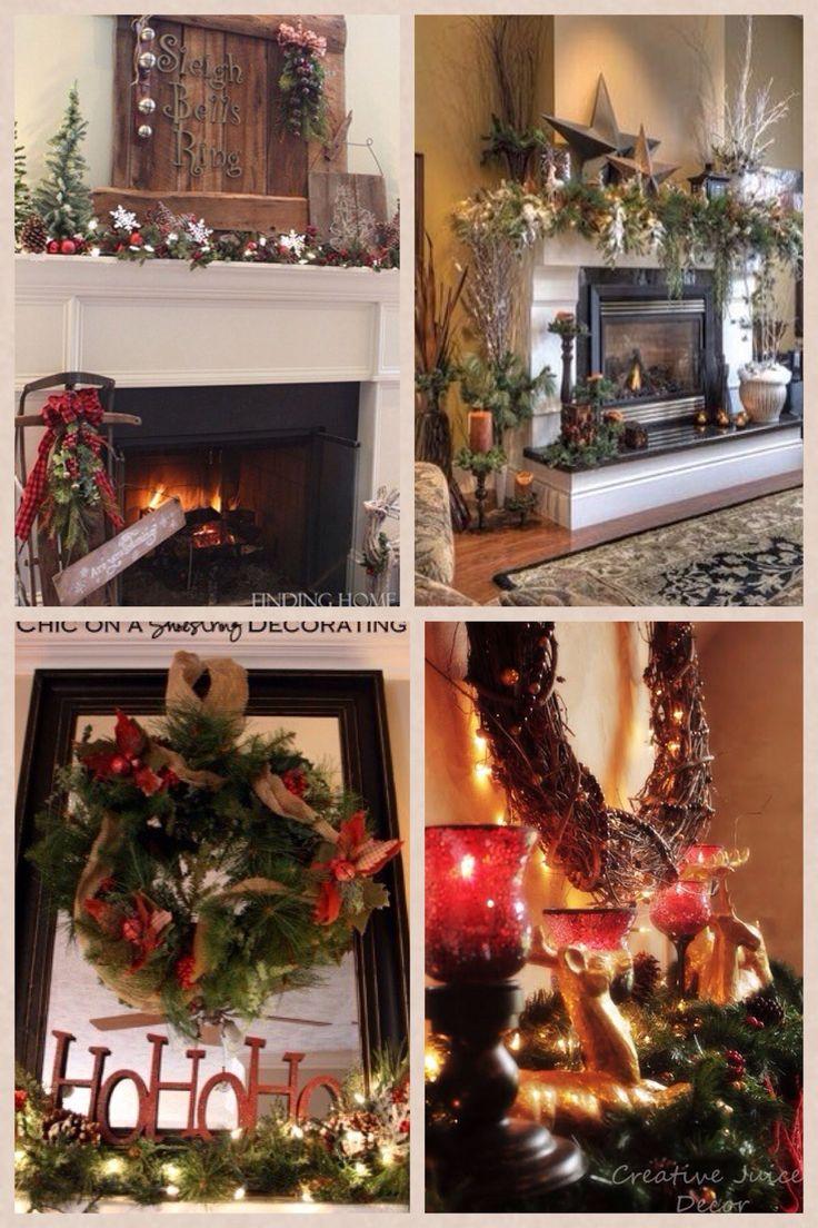 Hummel christmas tree ornaments - Rustic Christmas Decor