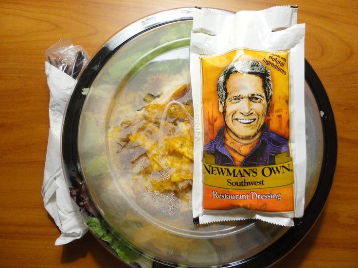 Copycat Newman's Own Southwest Salad Dressing