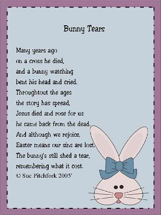 The 25 best easter poems ideas on pinterest easter story for easter poem negle Image collections