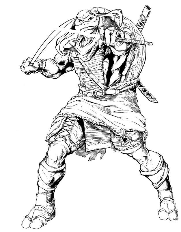 63 best teenage mutant ninja turtle drawing images on pinterest ... - Tmnt Michelangelo Coloring Pages