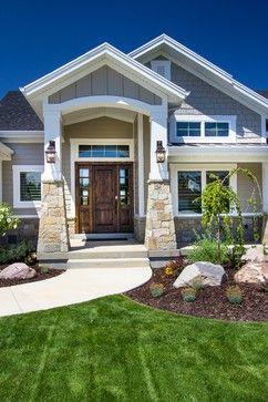 Holladay Residence - JD craftsman exterior