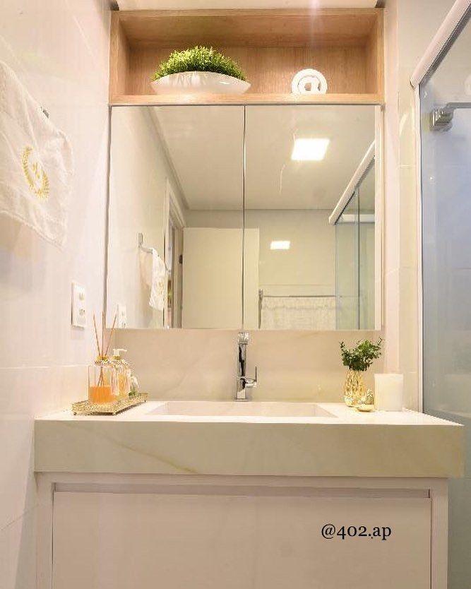 Armario De Banheiro Com Espelho Onde Comprar E Modelos Para