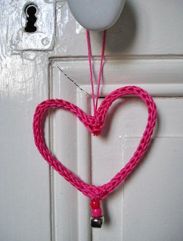 Creatief met Punniken - French knitting - tricotin
