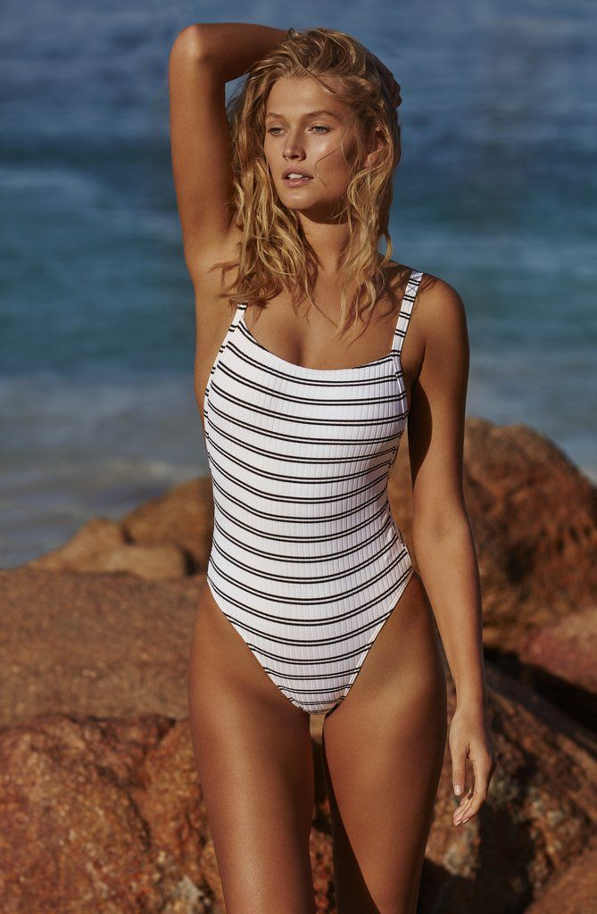 d5f5beadf Toni Garrn Fronts Seafolly s Summer 2018 Campaign