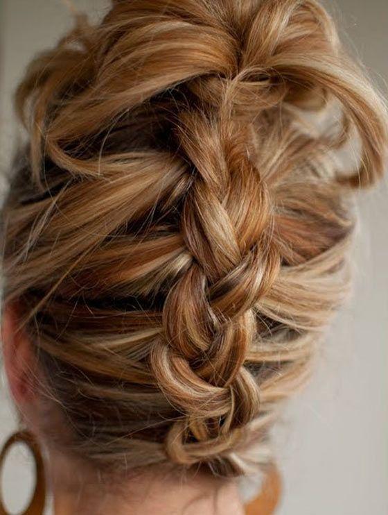 25+ best ideas about Inverted braid on Pinterest ...