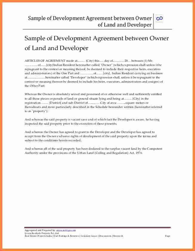Real Estate Development Agreement Template Lovely 8 Real Estate Development Agreement Template Being A Landlord Real Estate Development Invoice Template