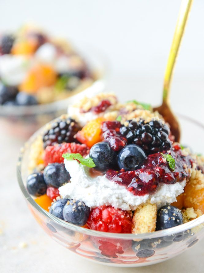 25+ best ideas about Fruit Parfait on Pinterest | Fruit ...