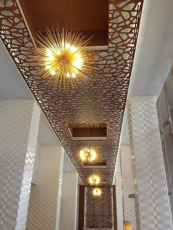 Unique False Ceiling Designs