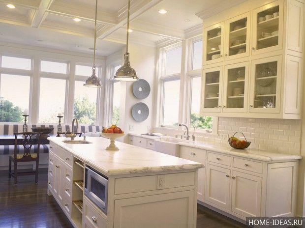 10 besten Landhaus Küchen Bilder auf Pinterest Fichten, Küchen - küchen im landhausstil