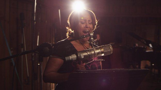 """Twenty Feet from Stardom"" - a current film highlighting the amazing talent of backup singers."