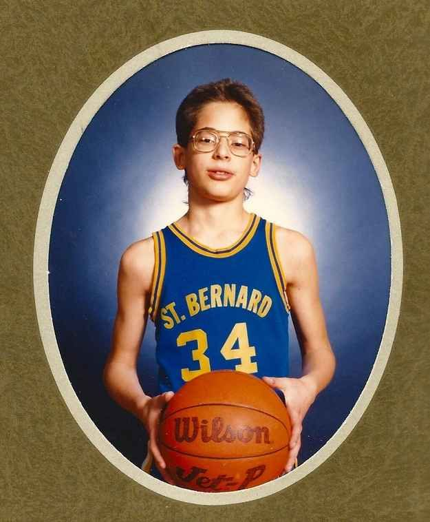 Why you should always be nice to the nerds. This is Joe as a teenager: | The Evolution Of Joe Manganiello @Tanya Knyazeva Ruck