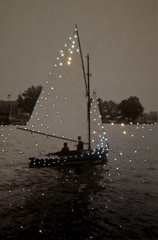 Des photos percées de trous de lumière photo trou lumiere Amy Friend