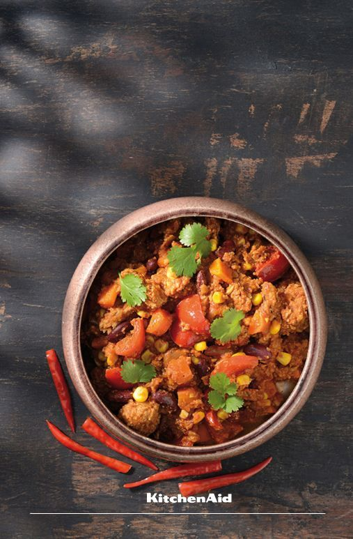 The cold is creeping in and what better way to fight the cold than with a hearty stew! The secret to a great stew is to sear the meat at first, cook the meat for longer at a lower temperature and dig in! Much love KitchenAid Africa xx #BestKeptSecret