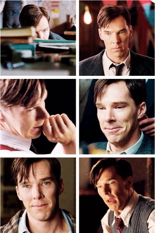 This movie. Ugghh...if you don't have feelings about it, you might be dead. The Imitation Game