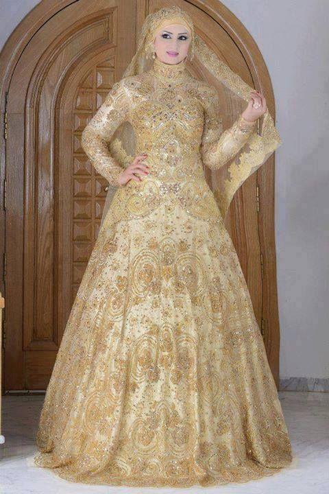 hijab dresses for wedding
