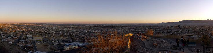Texas: El Paso city