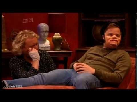 Olly Murs / Tim Westwood - Mask Of Sorrow - Celebrity Juice - YouTube