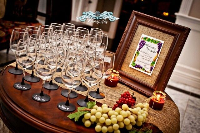 Wine & Cheese Tasting Ladies Night Party Ideas