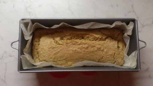 Domácí chléb z ovesných vloček