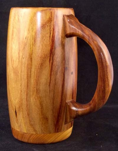 wooden mug www.goodlywoods.com