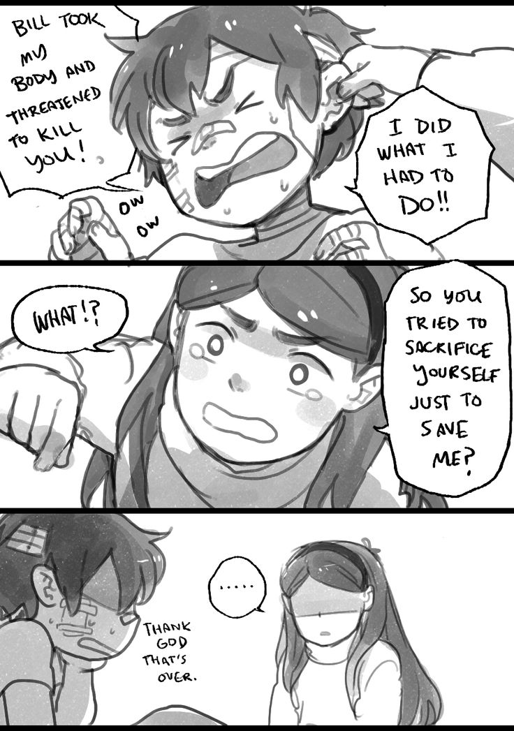 Over the Garden Wall Au - Garden Falls  Mabel Side Part 4-6 宇宙艦隊RAMBO