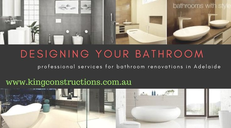 For more details you can visit at:http://kingconstructions.com.au/bathroom-renovations-adelaide/