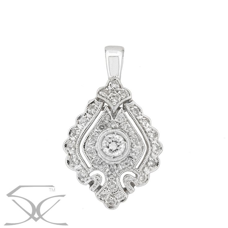 Diamond Classic Pendant Product ID TWD/DPN548 Diamond Pendant Information Metal: 18K White Gold Minimum Carat Weight: 0.68 carats Minimum Colour: F - G Minimum Clarity: VS1 - VS2 Price: $1,890.00 ex. GST Suite 403, Level 4 250 Pitt Street, Sydney Tel: (02) 9261 5005 http://ow.ly/qJwY30efaAS  #TwinkleDiamonds #Diamond_Pendant #White_Gold #Diamonds #Diamond_Classic_Pendant #Classic_Pendant