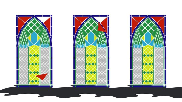 Stained glass is thicker at the bottom - so is it a liquid? Earth's mantle enables plate tectonics, so is it a liquid?