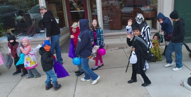 Scare On The Square – Clinton County Daily News