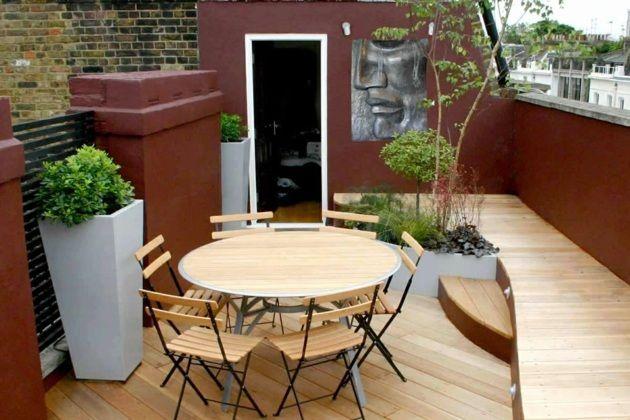 17 best ma future terrasse images on Pinterest Balconies, Roof - terrasse sur pilotis metal