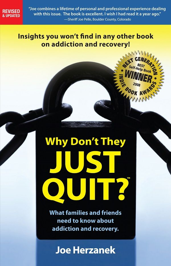 Book Review of WHY DON'T THEY JUST QUIT