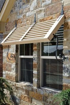 Like this idea for an awning. | Fixer Upper Style | Pinterest ...