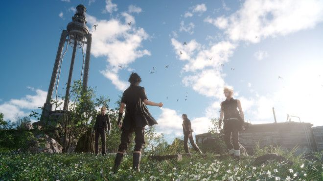 Happy 10th Anniversary Final Fantasy XV