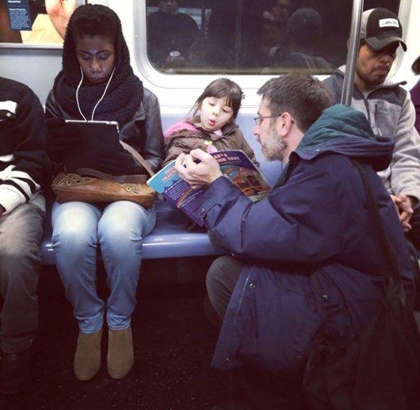 Μήπως είναι υποτιμημένος ο ρόλος του σύγχρονου πατέρα; Ας μην ξεχνάμε ότι κάποιοι μπαμπάδες κάνουν τα πάντα για τα παιδιά τους! Οι παρακάτω φωτογραφίες το αποδεικνύουν.