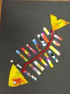 Летние идеи для аппликаций - Поделки с детьми | Деткиподелки